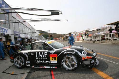 SUPER GT FUJI 500km RACE