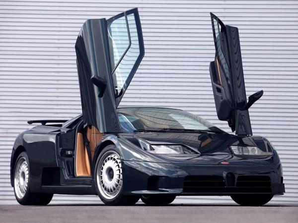 1992 Bugatti EB 110 GT