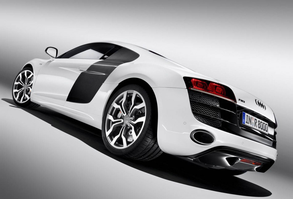 2010 Audi R8 GT3