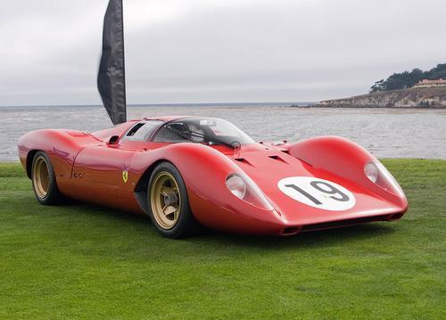 1969y Ferrari 312P