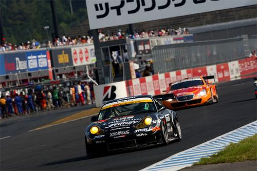SUPER GT SERIES MOTEGI GT300KM RACE
