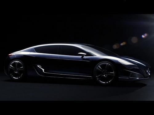 Peugeot RC Hybrid Concept