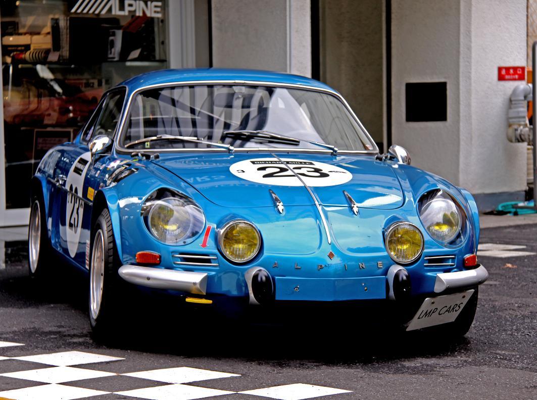 New Aston Martin >> Alpine A110 1600 S | LMP CARS 《 ポルシェ、フェラーリ、アストンマーチン、ベンツ ...