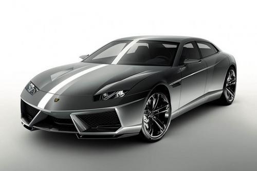 2008 Lamborghini Estoque Concept Car
