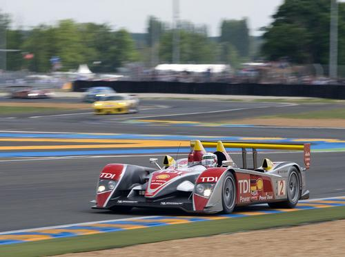 2008  24 HOURES OF  LE MANS