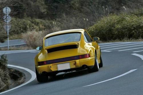 Fine attitude Damper System for PORSCHE 911 Carrera RS