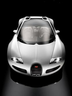 Bugatti 16.4 Veyron Grand Sport