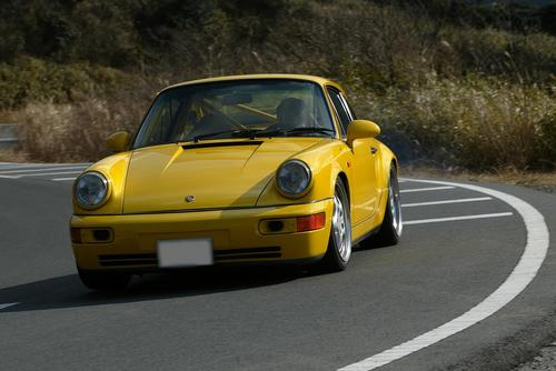 PORSCHE 911 Carrera RS-Racing