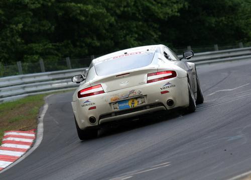 24H Nurburgring 2008 ASTON MARTIN V8 Vantage N400