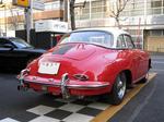 PORSCHE 356 B Cabriolet
