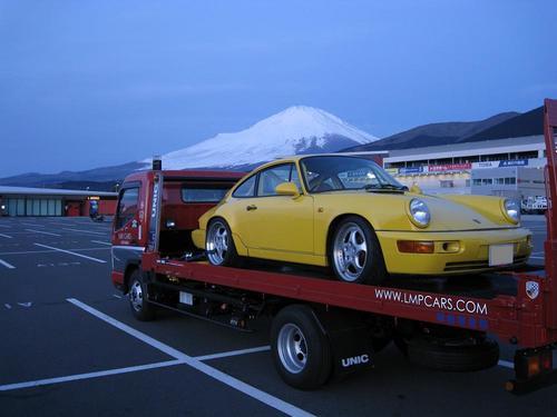 PORSCHE 964RS-R & LMP CARS