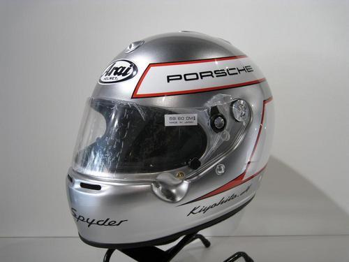 Romain Dumas PORSCHE RS spyder