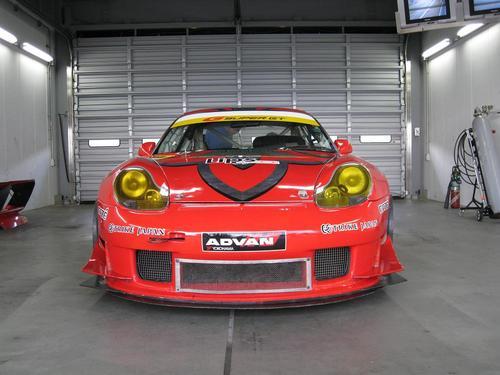 SUPER GT PORSCHE 911 GT3RS