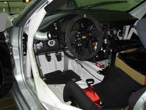 PORSCHE 911 GT3 CUP CAR