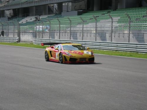 SUPER CAR RACE in SEPANG