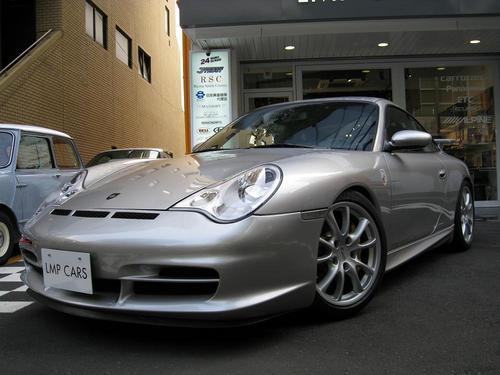 PORSCHE 911 GT3 GEMBALLA SPECIAL 425ps
