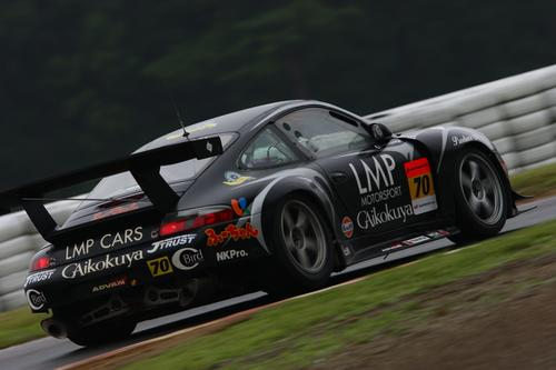 SUPER GT SERIES Round 5 SUGO GT 300km RACE