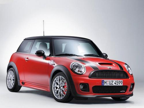 mini cooper wallpapers. 2009 MINI John Cooper Works