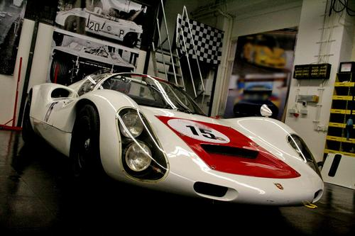 PORSCHE 910 | LMP CARS 《 ポル...