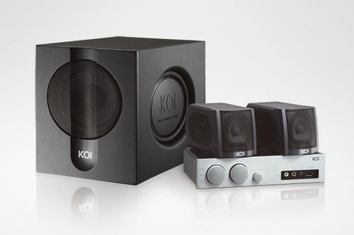 KOI  Tiger  Pouered Speaker System