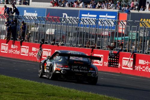 SUPER GT SERIES MOTEGI GT300KM RACE