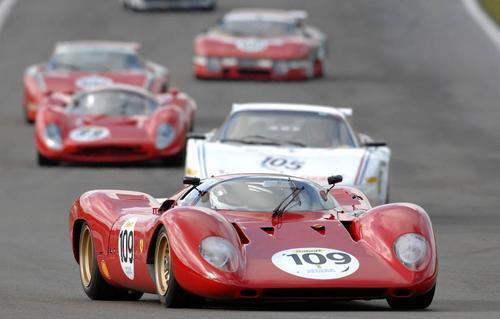 Ferrari Historic Challenge in Nurburgring