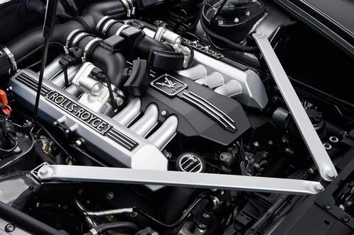 Rolls-Royse Phantom Coupe