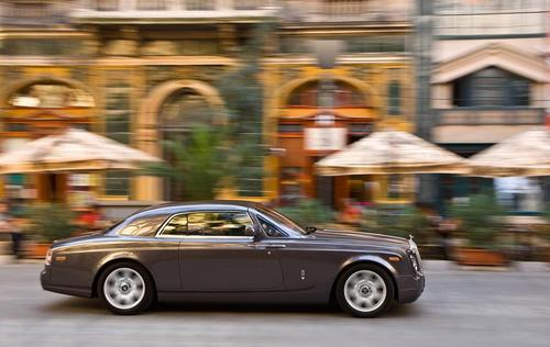 Rolls-Royse Phantom Coupe
