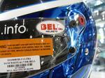 Original Paint  BELL RS3 ULTRA