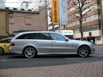 Mercedes-Benz E55 AMG STATIONWAGON