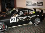 PORSCHE NEW Model in The WESTIN HOTEL