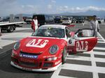 73y PORSCHE 911RS TEST in FISCO