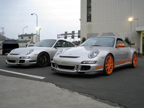 NEW PORSCHE 911 GT3RS