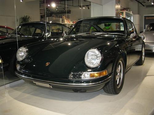 1972y PORSCHE 911 S