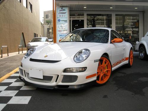 NEW CAR  PORSCHE 911 GT3RS