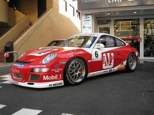PORSCHE 911 Carrera Cup Car