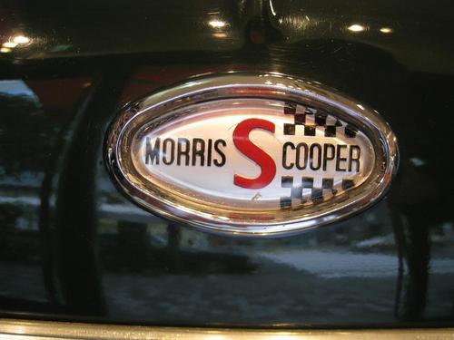 MORRIS MINI COOPPER S MK-?