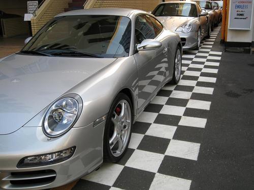 PORSCHE 911 Carrera S   TYPE-997