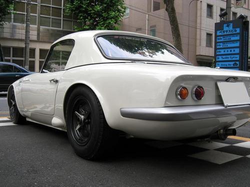 LOTUS ELAN 26R Vertion