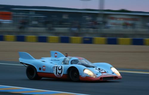 LE MANS CLASSIC 2008 PORSCHE 917 K