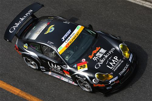 SUPER GT FUJI 500km RACE