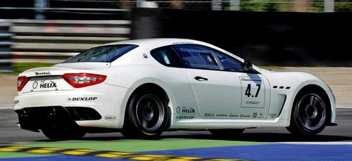 Maserati  new GranTurismo MC Corse Concept