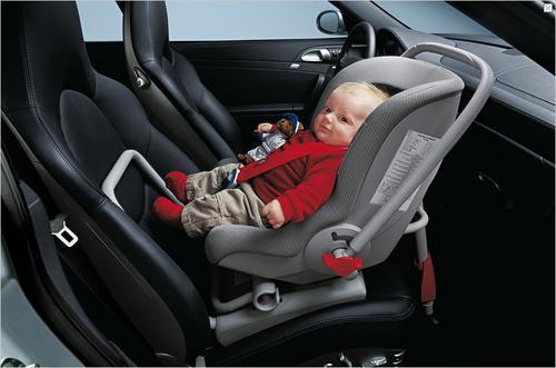 Child seats for PORSCHE 911 Carrera