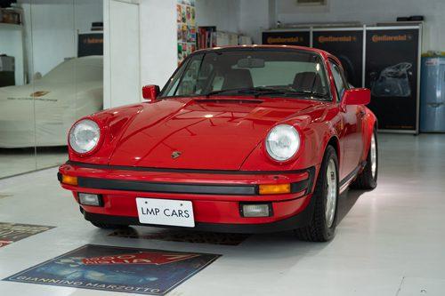 1987-Red-Porsche